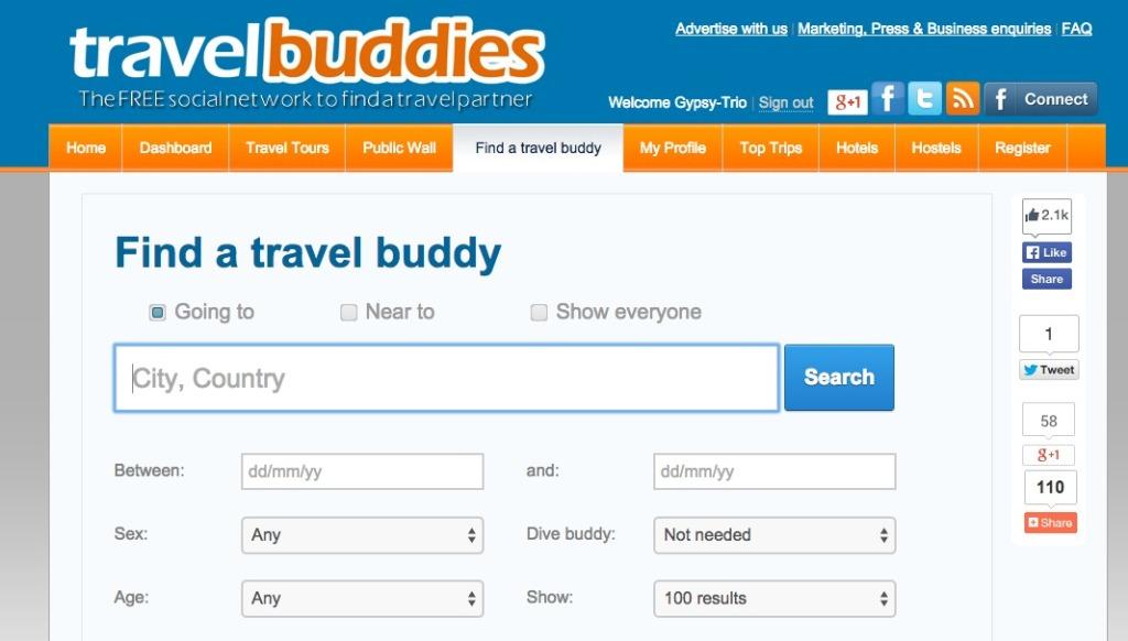 Good Websites For Travel Blogs