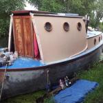 creepy neighbor boat