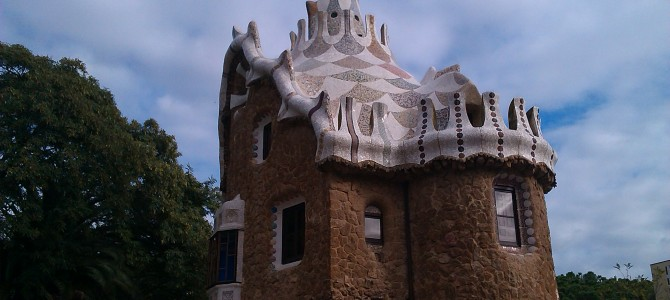 Park Güell – Let's Gaudi-tize The World
