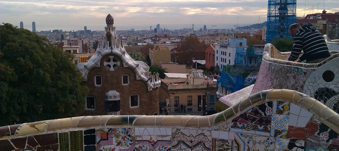 Why Barcelona is a magic City