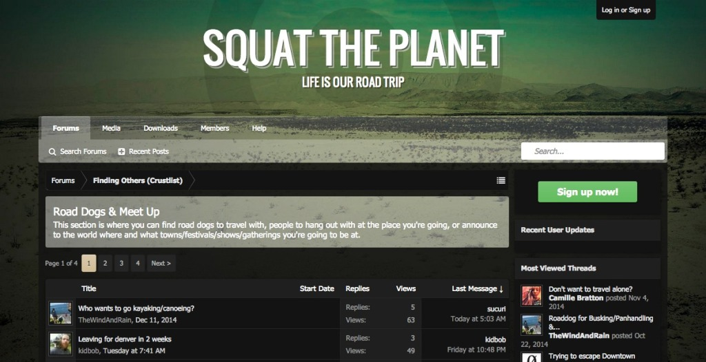squattheplanet
