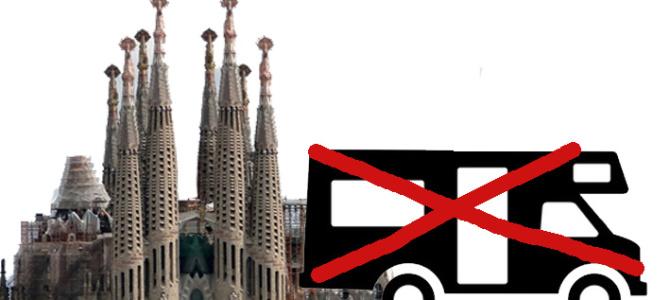 Barcelona By Motorhome: Beware!