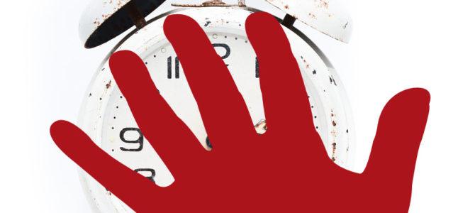 Ban the Clock!